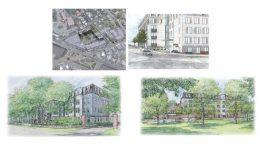 Milton 40B projects