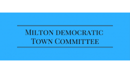 The Milton Democratic Town Committee announces the annual Milton Democratic Caucus