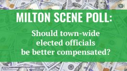 Should town-wide elected officials be better compensated?
