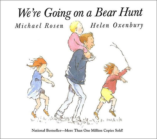 bear hunt book