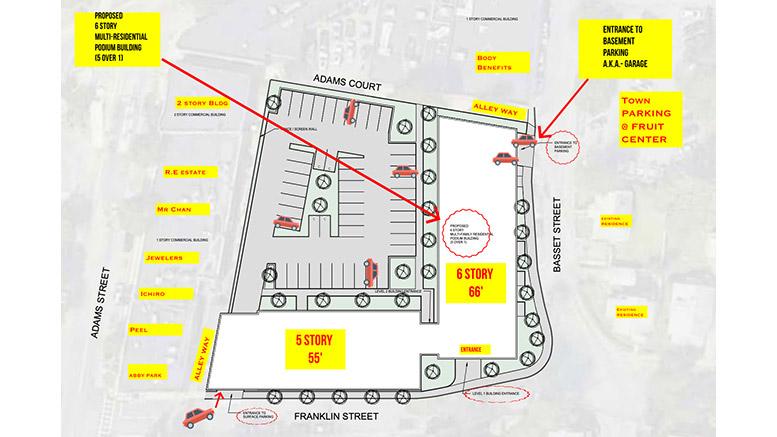 East Milton 40b diagram
