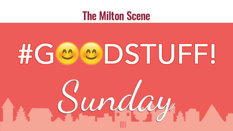 Milton Scene good stuff #goodstuff