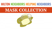 Masks needed: Milton Neighbors masks being collected for local hospitals