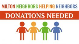 milton neighbors helping neighbors