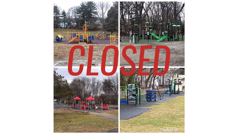 Milton parks playground equipment to be closed indefinitely