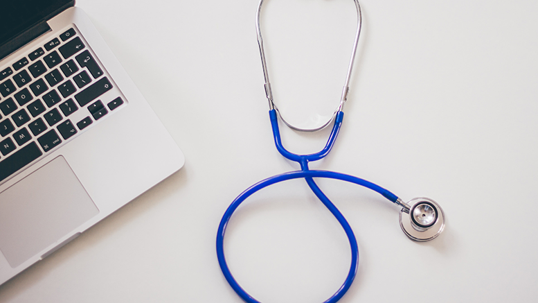 stethoscope computer health