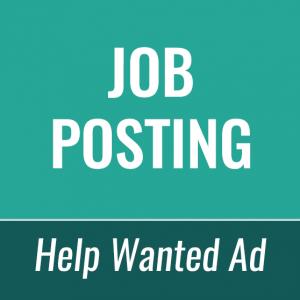 job posting store