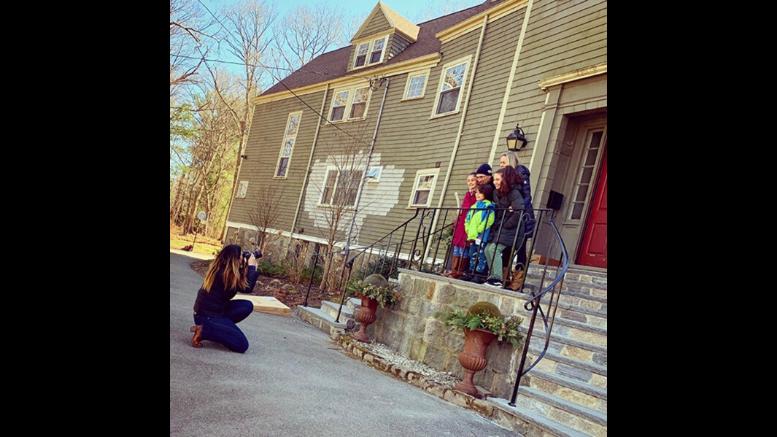 Milton Town Steps Photo Sessions