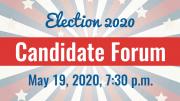 2020 candidate forum
