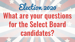 Election 2020 candidate forum