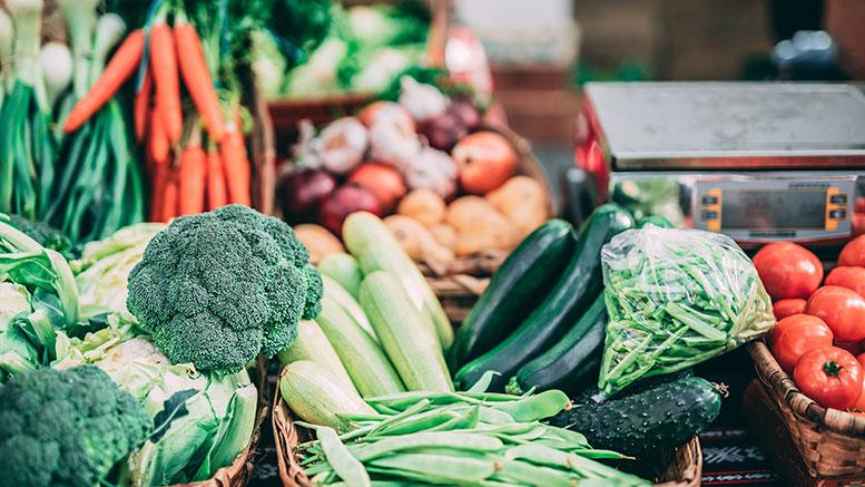 Vegetables. Photo by Iñigo De la Mazah