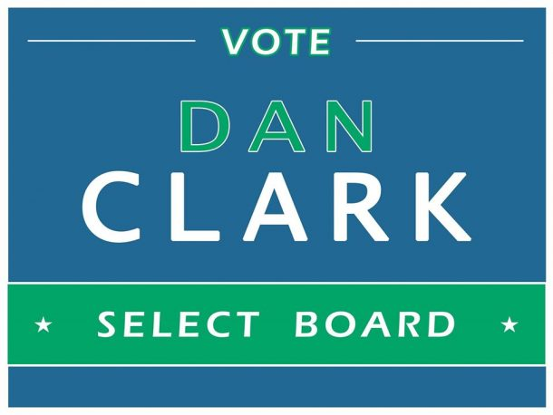Dan Clark for Select Board