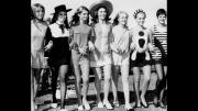 Milton Public Library sixties fashion event