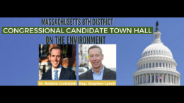 Massachusetts 8th District Environmental Town Hall