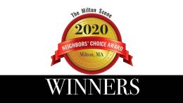 2020 milton neighbors choice award winners