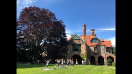 Yoga at Eustis Estate