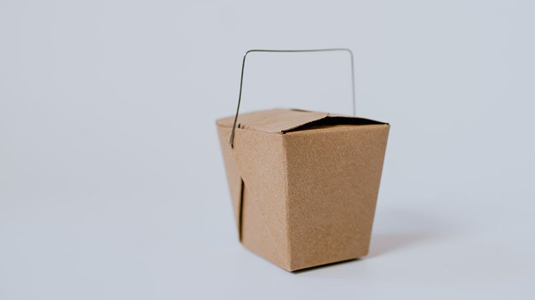 takeout food container