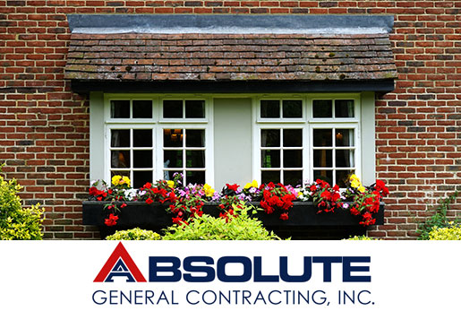 Absolute General Contracting window