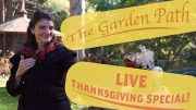 garden path special with Christina Paxhia