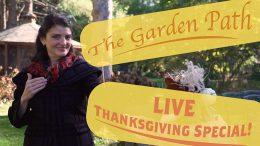 garden path special with Christina Paxhia