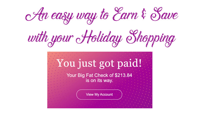 Rakuten - an easy way to earn & save with your holiday shopping - Random Review