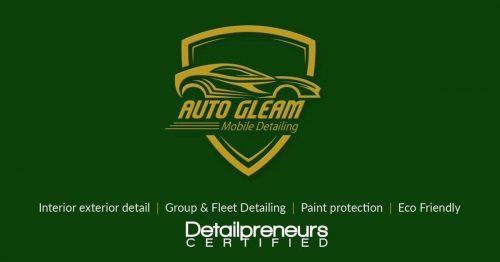 auto gleam detail