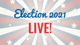 Election 2021 - live