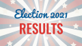 Election 2021 - results
