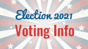 Election 2021 voting info