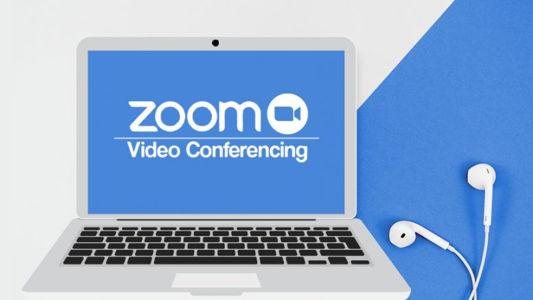 Zoom Video Conferencing Image