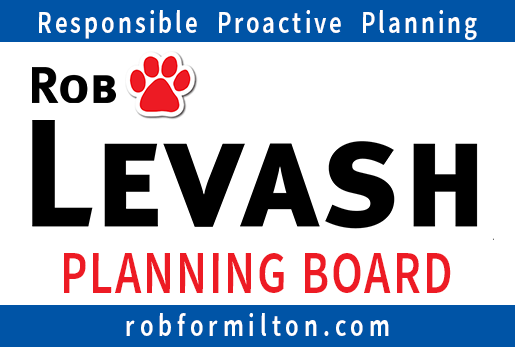 Rob Levash - planning board