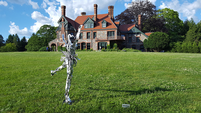 Call For Entries – Outdoor Sculpture Exhibition at the Eustis Estate in Summer 2021