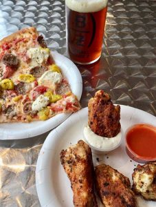 The Milton Scene great gift card giveaway - Peel Pizza Co