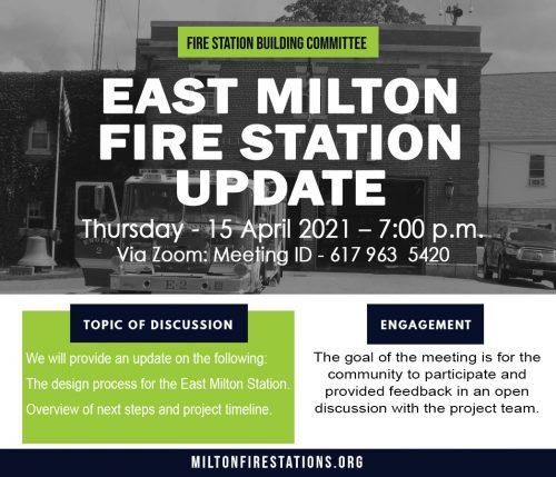 East Milton Fire Station