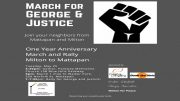 March for George & Justice to take place May 25