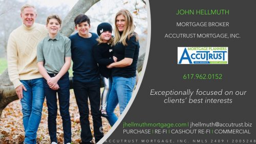 John Hellmuth and Accutrust Mortgage offers expert financial advice for your housing loans