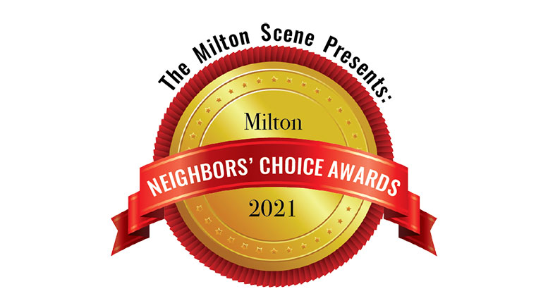 Milton Neighbors Choice Awards 2021