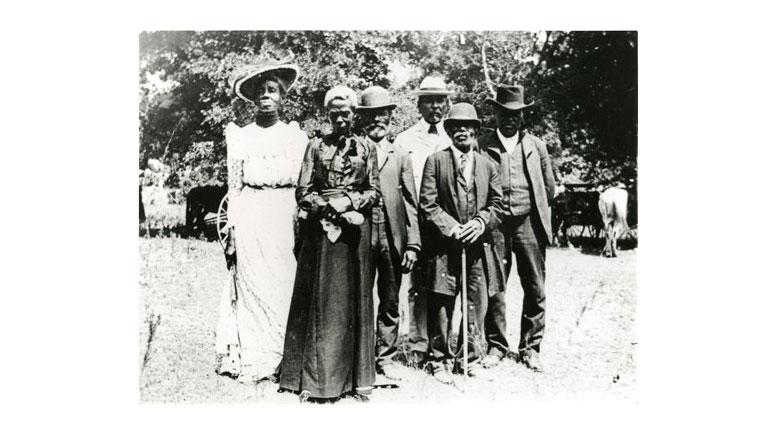 Texas Juneteenth Day Celebration, 1900 (Austin History Center, Austin Public Library)