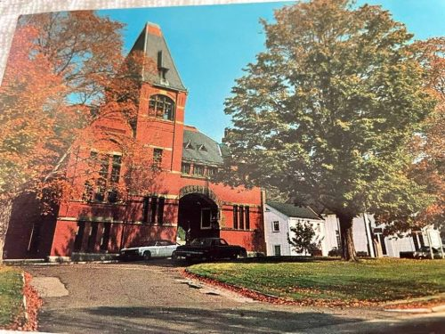 Milton's old town hall. Photo credit: Carolyn Murdock Fritz